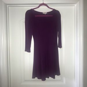 Purple Mini Dress Forever 21
